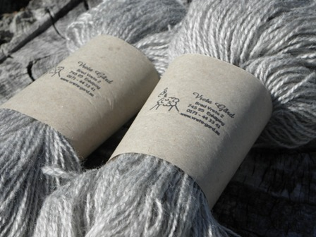 Yarn from Vreta farm